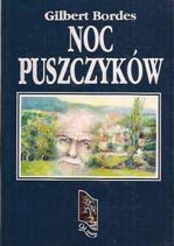 Okładka książki Noc puszczyków