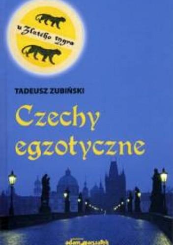 Okładka książki Czechy egzotyczne