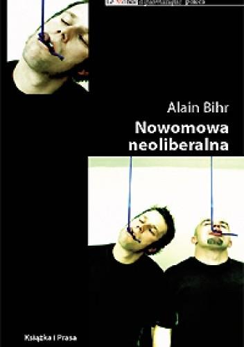 Okładka książki Nowomowa neoliberalna
