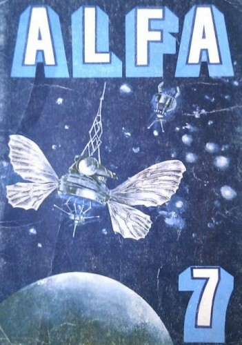 Okładka książki Alfa 7