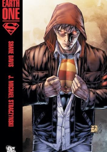 Okładka książki Superman: Earth One