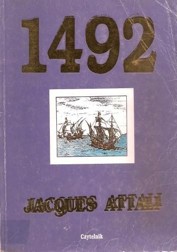 Okładka książki 1492