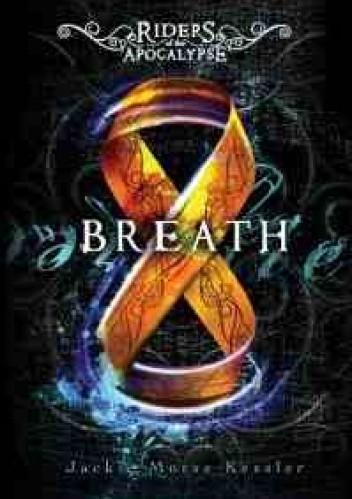Okładka książki Breath