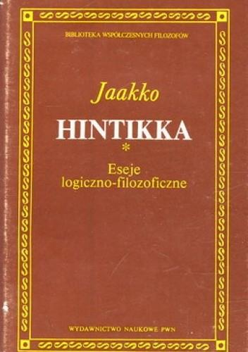 Okładka książki Eseje logiczno-filozoficzne