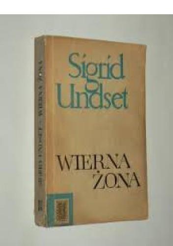 Okładka książki Wierna żona