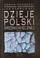 Dzieje Polski średniowiecznej. Tom 1 (do roku 1333).