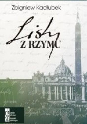 Okładka książki Listy z Rzymu