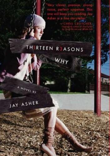 Okładka książki Thirteen Reasons Why