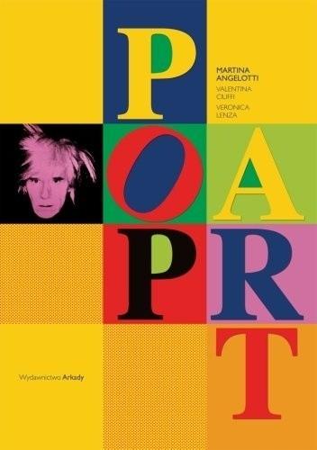 Okładka książki Pop Art