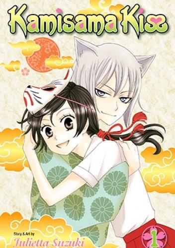 Okładka książki Kamisama Kiss vol.1