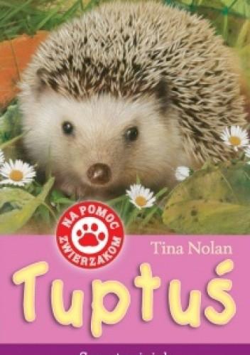 Okładka książki Tuptuś, samotny jeżyk