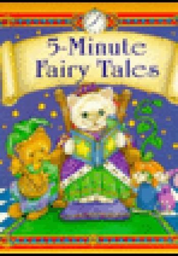 Okładka książki 5-Minute Fairy Tales