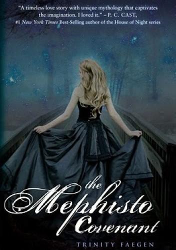 Okładka książki The Mephisto Covenant: The Redemption of Ajax