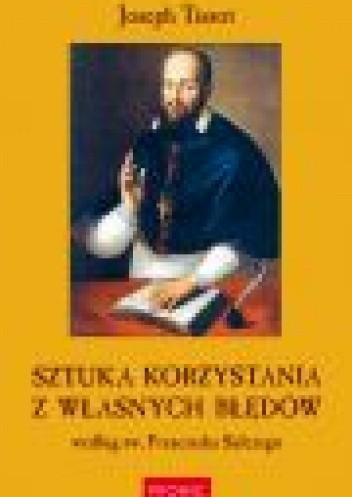 Okładka książki Sztuka korzystania z własnych błędów według św.Franciszka Salezego