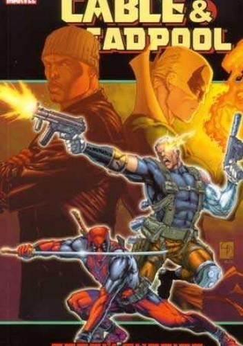 Okładka książki Cable & Deadpool: Bosom Buddies