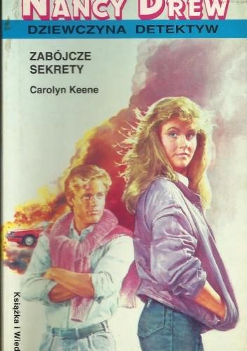 Okładka książki Zabójcze sekrety