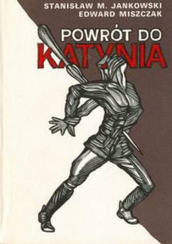 Okładka książki Powrót do Katynia