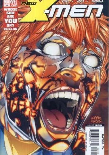 Okładka książki New X-Men vol. 2 #24