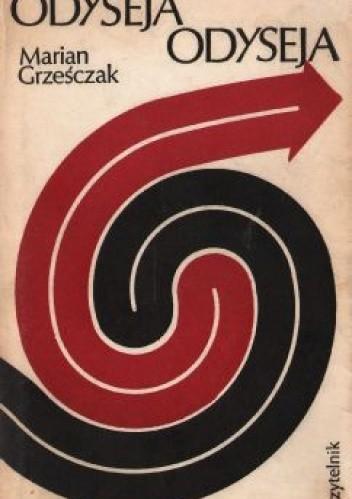 Okładka książki Odyseja, odyseja