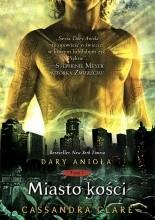 Okładka książki Miasto kości