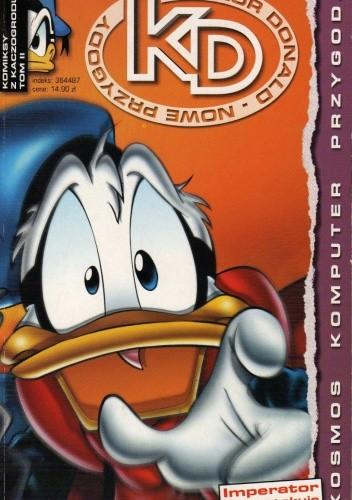 Okładka książki Komiksy z Kaczogrodu # 2 - Kaczor Donald: Imperator kontratakuje