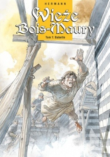 Okładka książki Wieże Bois-Maury: Babette