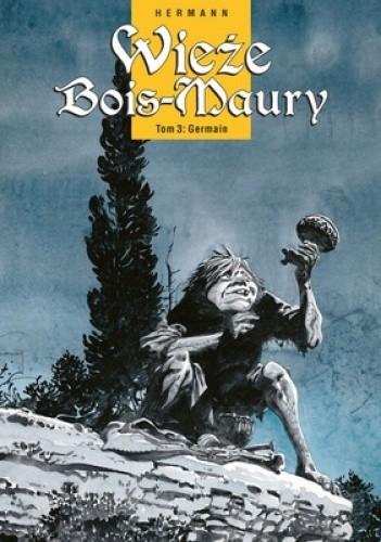 Okładka książki Wieże Bois-Maury: Germain