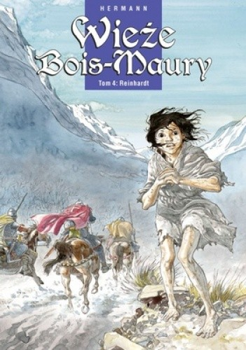 Okładka książki Wieże Bois-Maury: Reinhardt