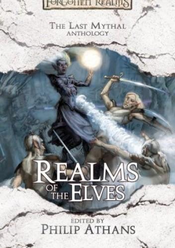 Okładka książki Realms of the Elves