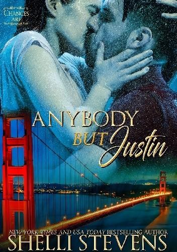 Okładka książki Anybody but Justin