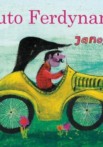 Okładka książki Auto Ferdynand