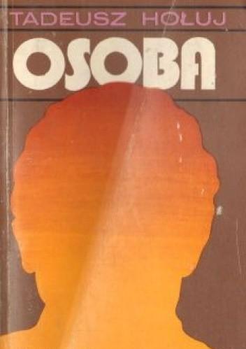 Okładka książki Osoba