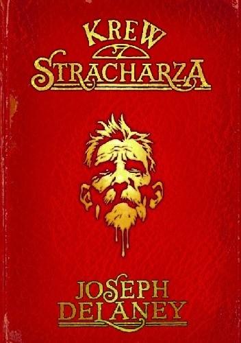 Okładka książki Krew stracharza