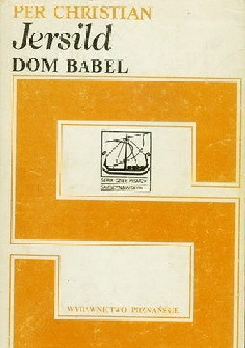 Okładka książki Dom Babel