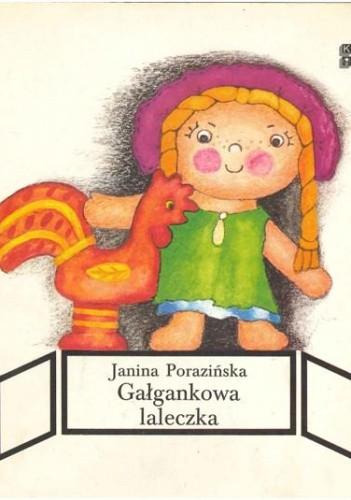 Okładka książki Gałgankowa laleczka