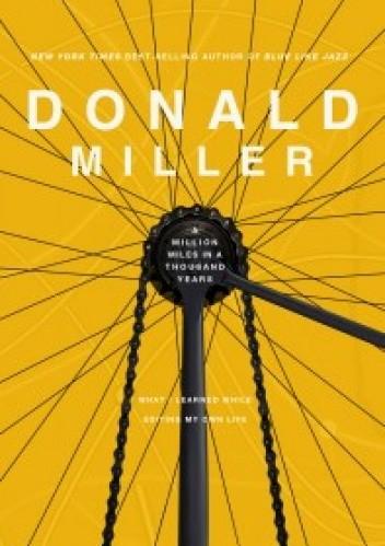 Okładka książki A Million Miles in a Thousand Years