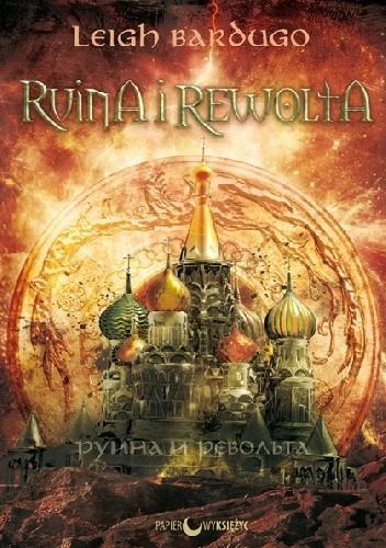 Okładka książki Ruina i Rewolta