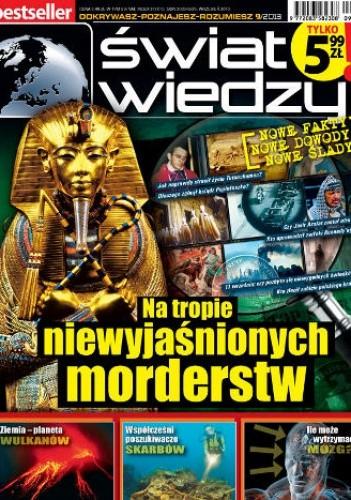 Okładka książki Świat Wiedzy (9/2013)