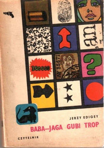 Okładka książki Baba-Jaga gubi trop