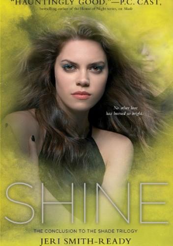 Okładka książki Shine