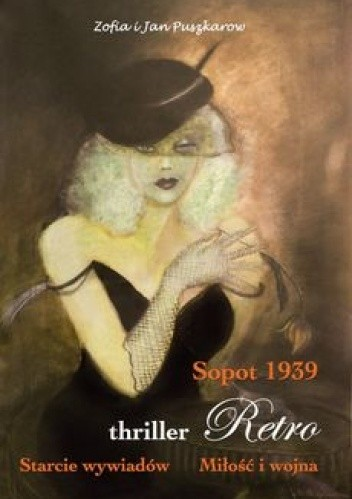 Okładka książki Sopot 1939. Starcie wywiadów