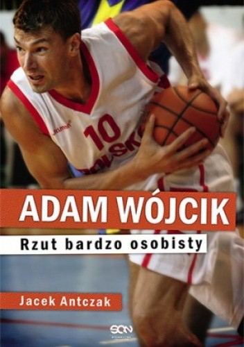 Okładka książki Adam Wójcik. Rzut bardzo osobisty