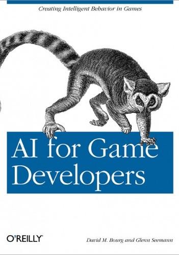 Okładka książki AI for Game Developers