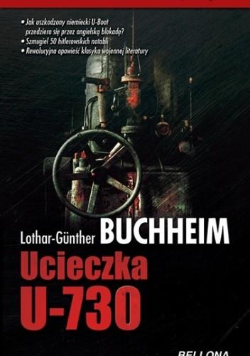 Okładka książki Ucieczka U-730