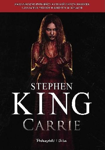 Okładka książki Carrie
