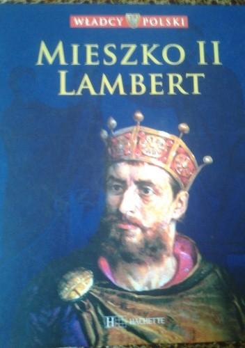 Okładka książki Mieszko II Lambert