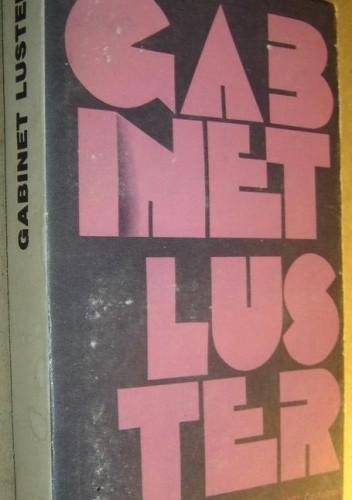 Okładka książki Gabinet luster. Krótka proza amerykańska 1961-1977