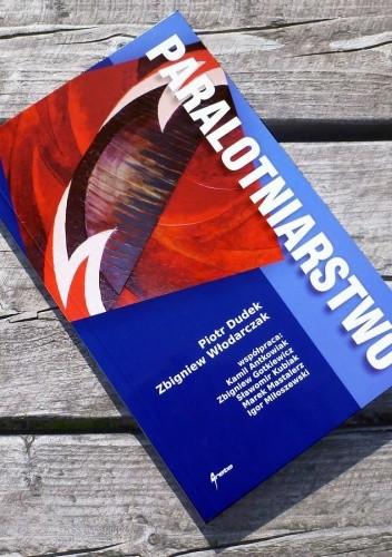 Okładka książki Paralotniarstwo