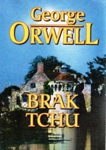 Okładka książki Brak Tchu