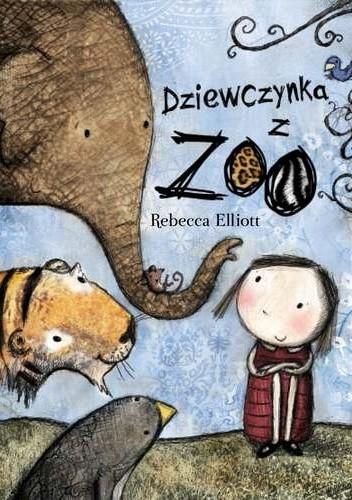 Okładka książki Dziewczynka z ZOO